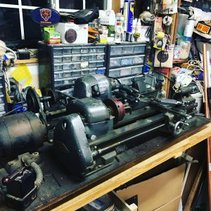 Craftsman 101 6″ Metal Lathe
