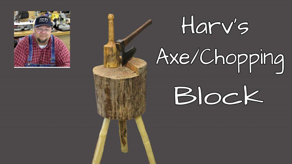 Axe Block Build